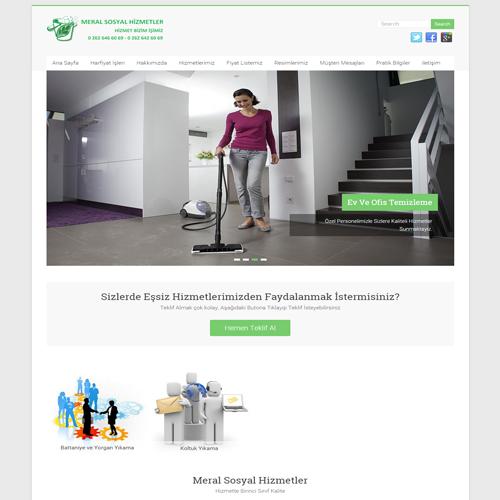 Meral-Sosyal-Hizmetler---Temizlik-ve-Yıkama-Şirketi