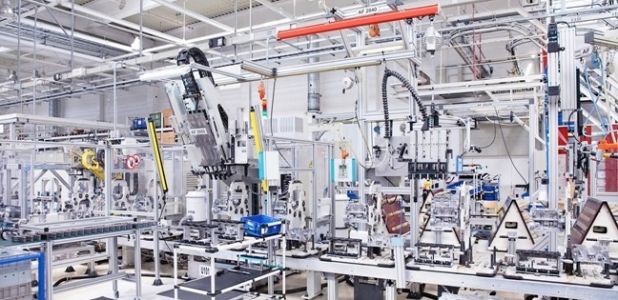 Endüstriyel Otomasyon TOSB